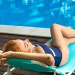 水泳が肌を老化させる?!プールの塩素消毒はどうなの?