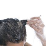 ヘアカラー化粧品(白髪染め・ブリーチング)が肌につくと肌が老化する
