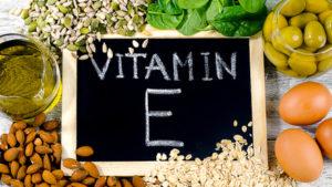 ビタミンE誘導体の美肌と老化への効果